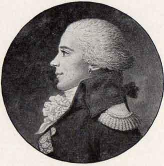 Vie du Marquis de la Rourie de son vrai nom CharlesArmand Tuffin de la Rourie