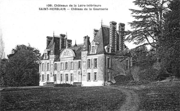 Au château: la Gournerie | LeyArts