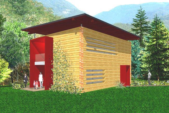 Rubner Haus presenta un nuovo concetto di blockhaus