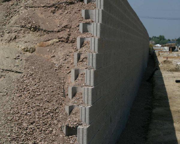 Le murature in terra rinforzata una valida alternativa
