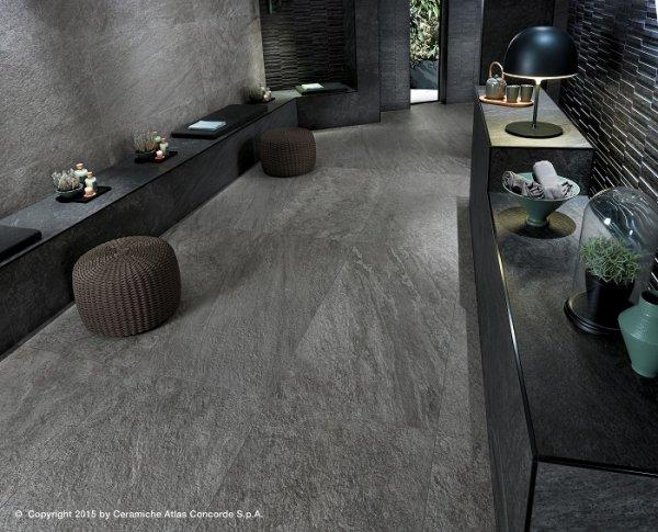BRAVE pavimenti in gres porcellanato effetto pietra