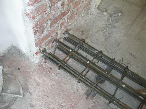 metodi di rinforzo legno