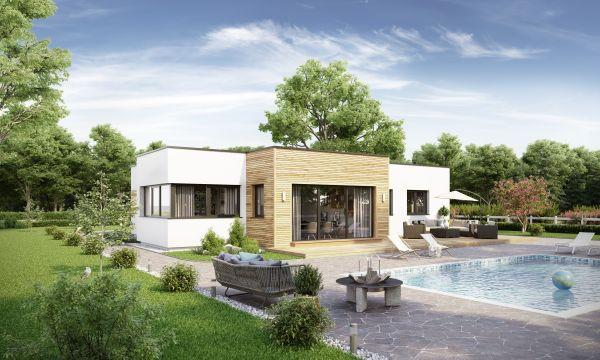 Vario Haus levoluzione delle case prefabbricate in legno