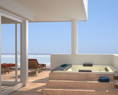 Quanto costa vivere in un attico con terrazza