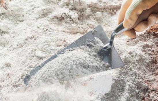 Cemento calcestruzzo e calce le materie prime delledilizia