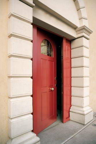 Collezione EXedra porte blindate per ingresso da esterno