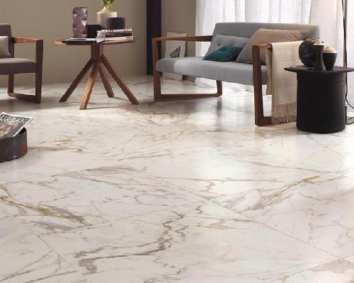 Come recuperare il pavimento in marmo danneggiato