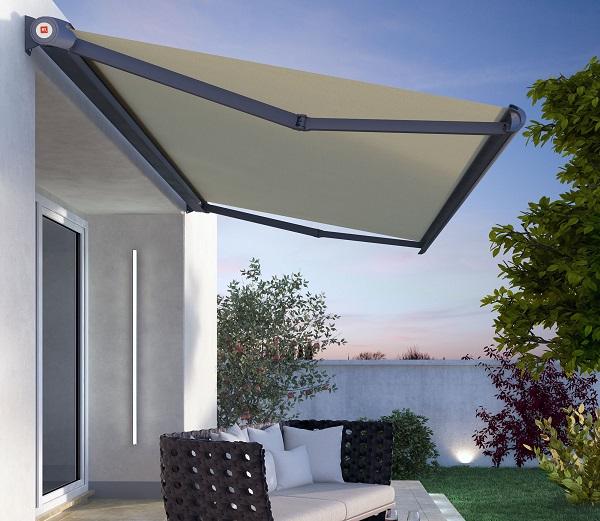 Se però non hai la manualità necessaria o non vuoi correre rischi installando una tenda da sole all'esterno, puoi inviare la tua richiesta a instapro per. Tende A Bracci Per La Copertura Di Spazi Esterni Bt Group