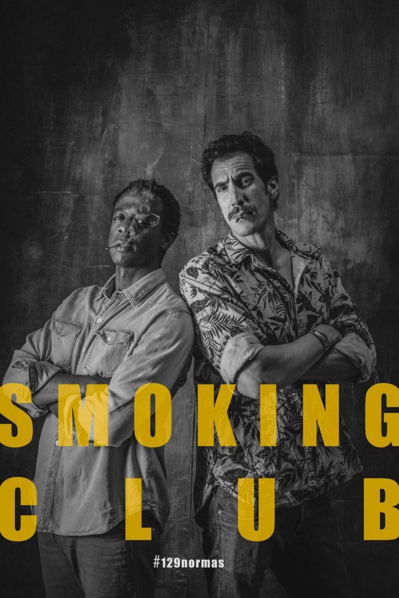 Nos vamos al estreno de  Smoking Club #129Normas en el Festival de cine de Málaga