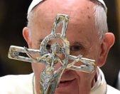 croix pape