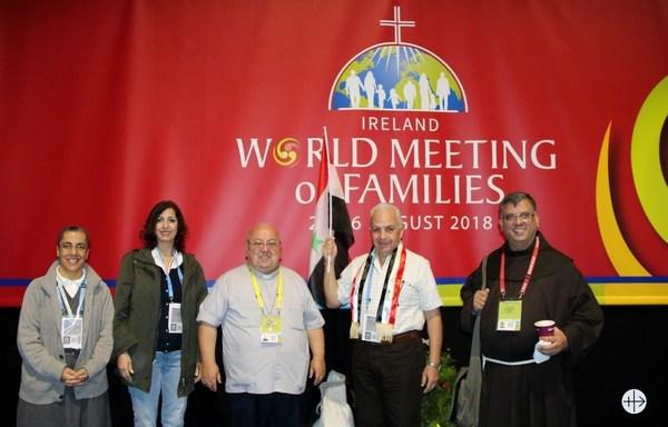 Rencontre mondiale des familles 2018
