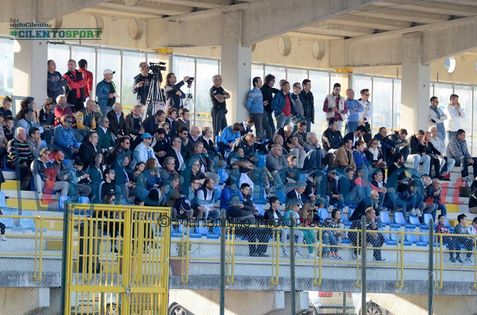 "Photo of Serie D: Domenica c'è il derby del Cilento al ""Guariglia"""