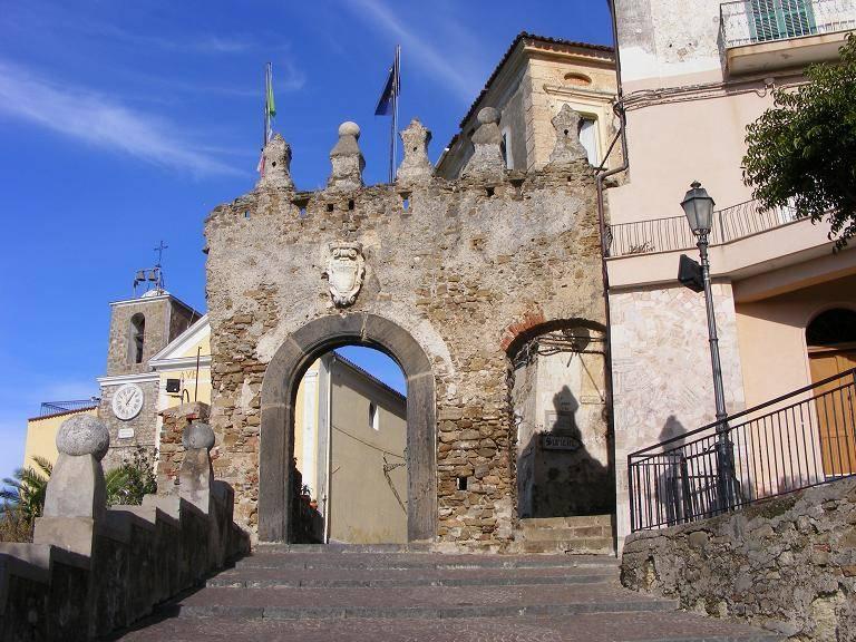 Agropoli, porta antica
