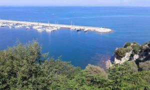 Il porto di Agropoli