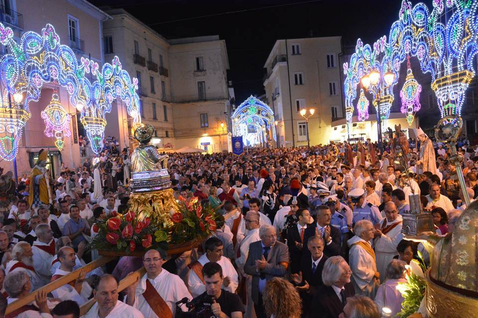 Photo of Vallo della Lucania in festa per il patrono San Pantaleone
