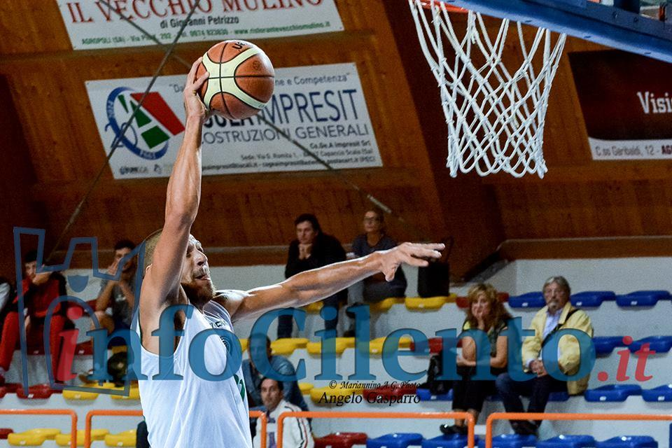 Photo of La Cilento Basket fa 21 su 21, battuta Battipaglia