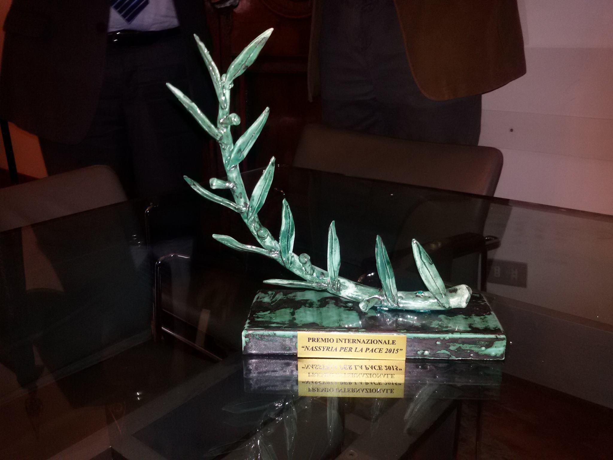 Premio Nassirya 2015