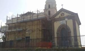 prignano chiesa san cosma e damiano