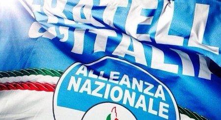 bandiera-di-fratelli-ditalia-alleanza-nazionale