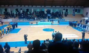 Il derby Agropoli - Scafati, campionato di A2 stagione 2016/2017
