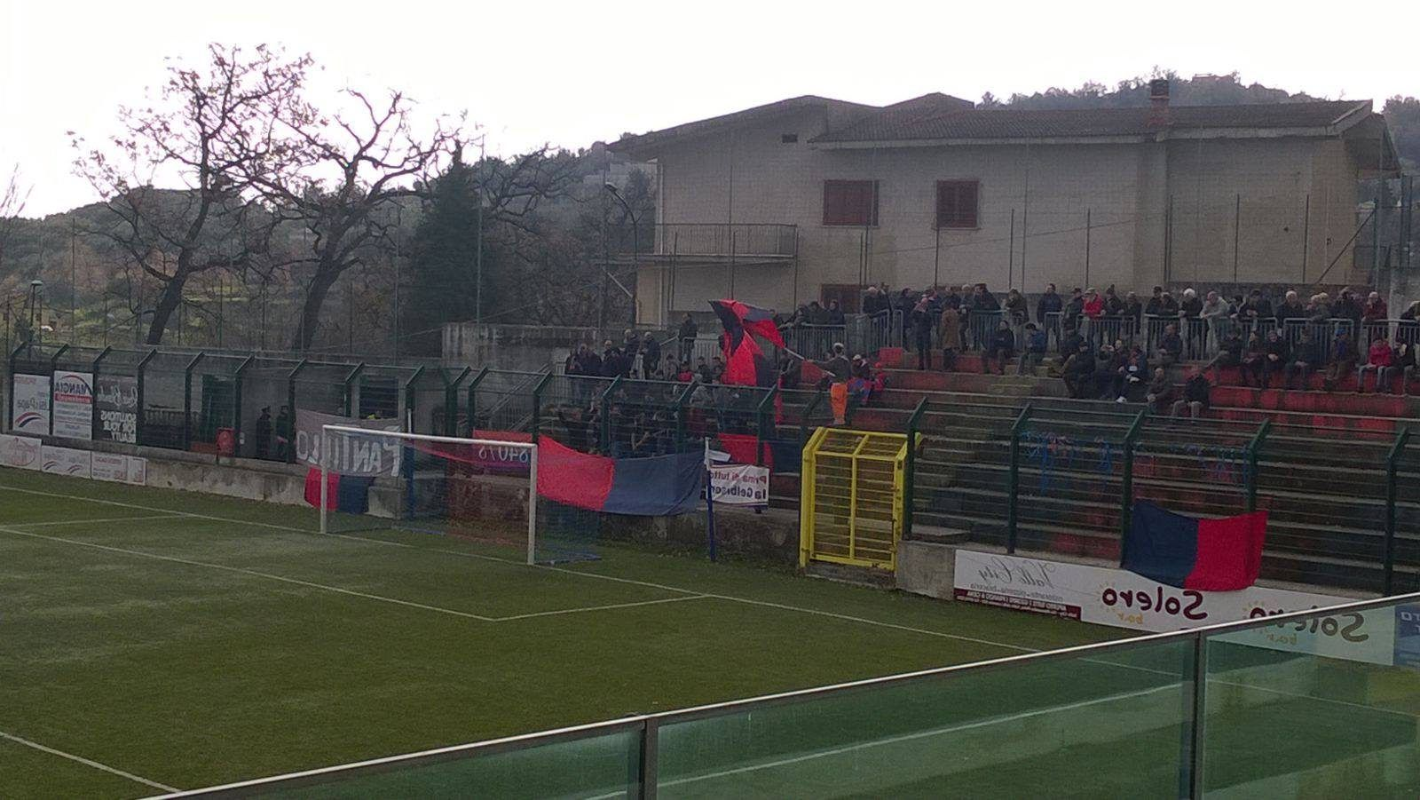 Photo of Serie D: pari interno per la Gelbison