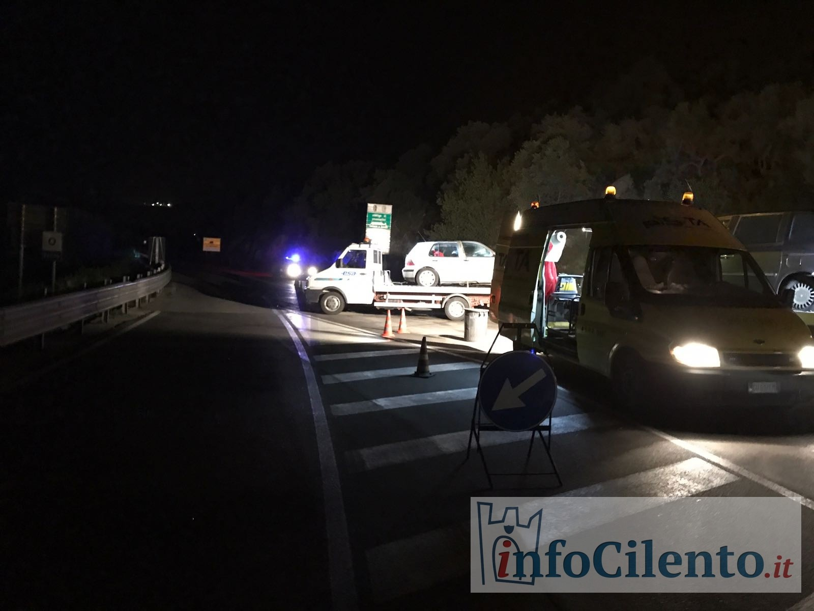 Incidente a Buccino, Fdi-An: necessaria messa in sicurezza della strada