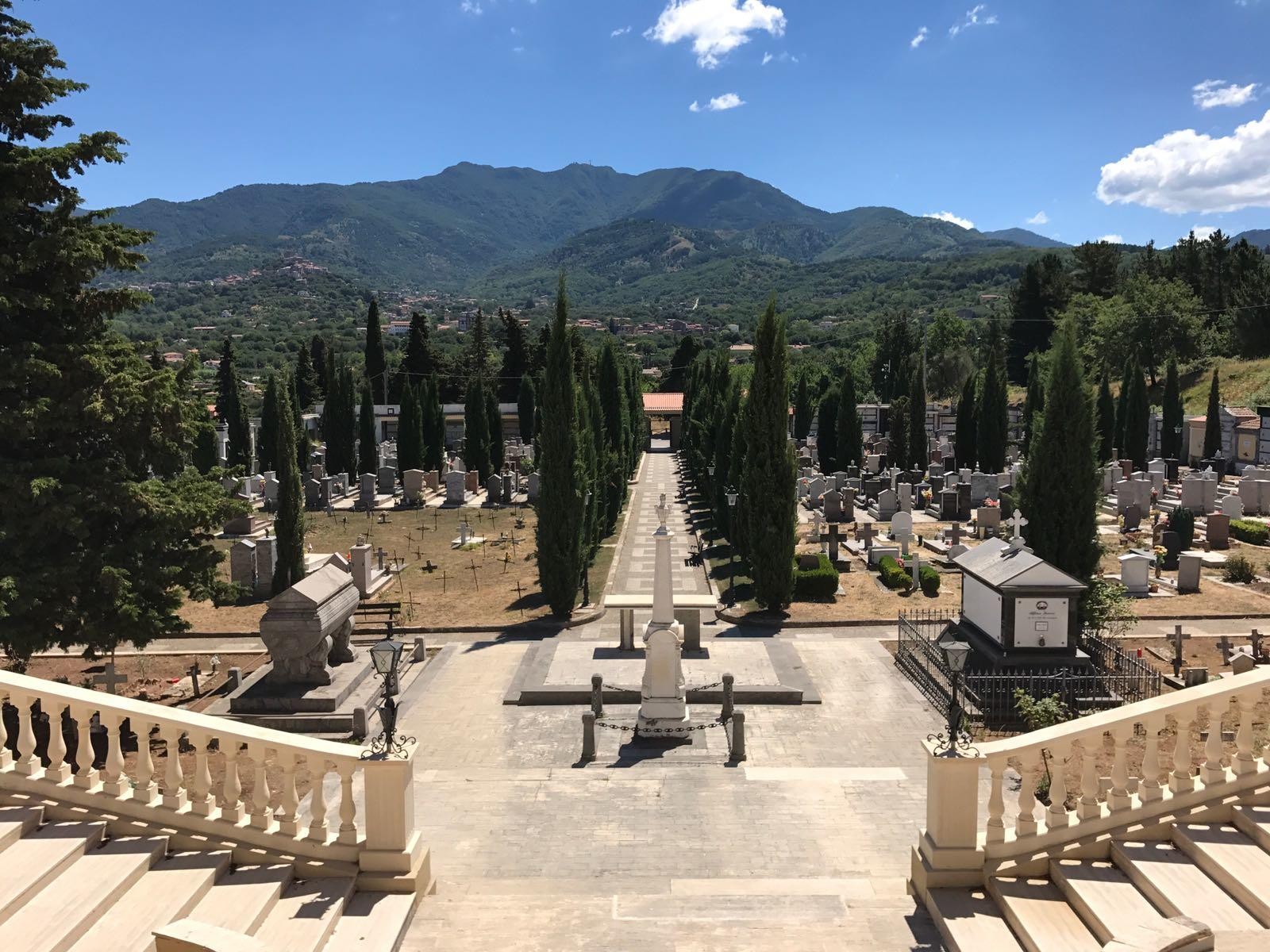 Photo of Vallo della Lucania, ok all'ampliamento del cimitero