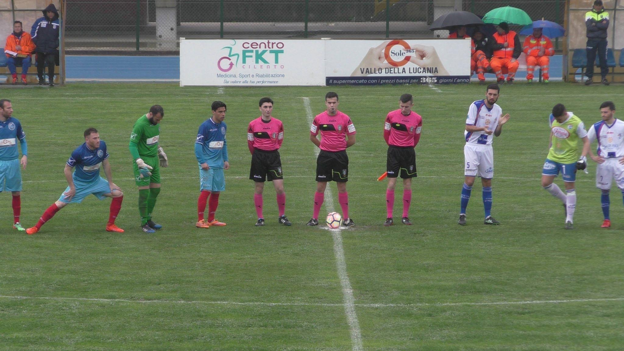 Photo of Eccellenza: sfide interne per Agropoli e Polisportiva