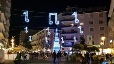Photo of VIDEO | Ad Agropoli si illumina il Natale