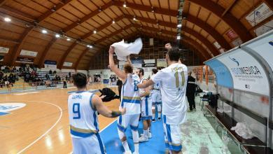 Photo of Battuta Isernia: New Basket Agropoli chiude al primo posto in classifica