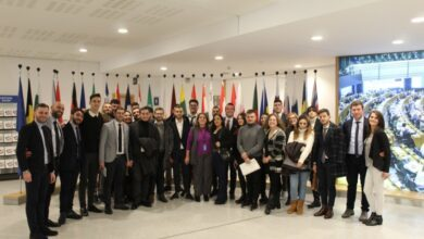 Photo of I Forum dei Giovani della Provincia di Salerno in visita al Parlamento Europeo a Bruxelles