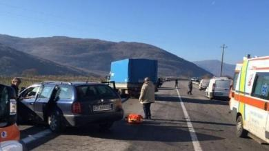 Photo of Incidente sulla Bussentina, tre feriti