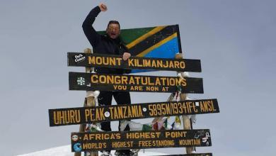 Photo of Cilentano conquista la vetta del Kilimanjaro
