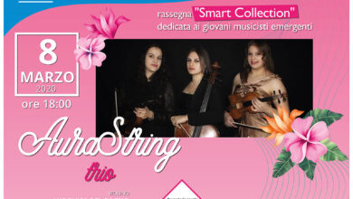 Photo of A Torchiara la Smart Collection: appuntamento in rosa con l'Aura String Trio