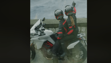 Photo of VIDEO | La Ducati sceglie Sapri per promuovere la Multistrada 950