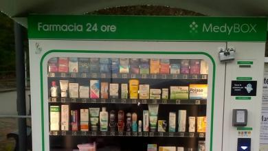 Photo of A Lustra un distributore di farmaci h24