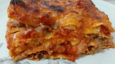 Photo of La ricetta: la lasagna di Carnevale
