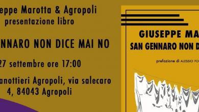 "Photo of Ad Agropoli la presentazione di ""San Gennaro non dice mai no"""