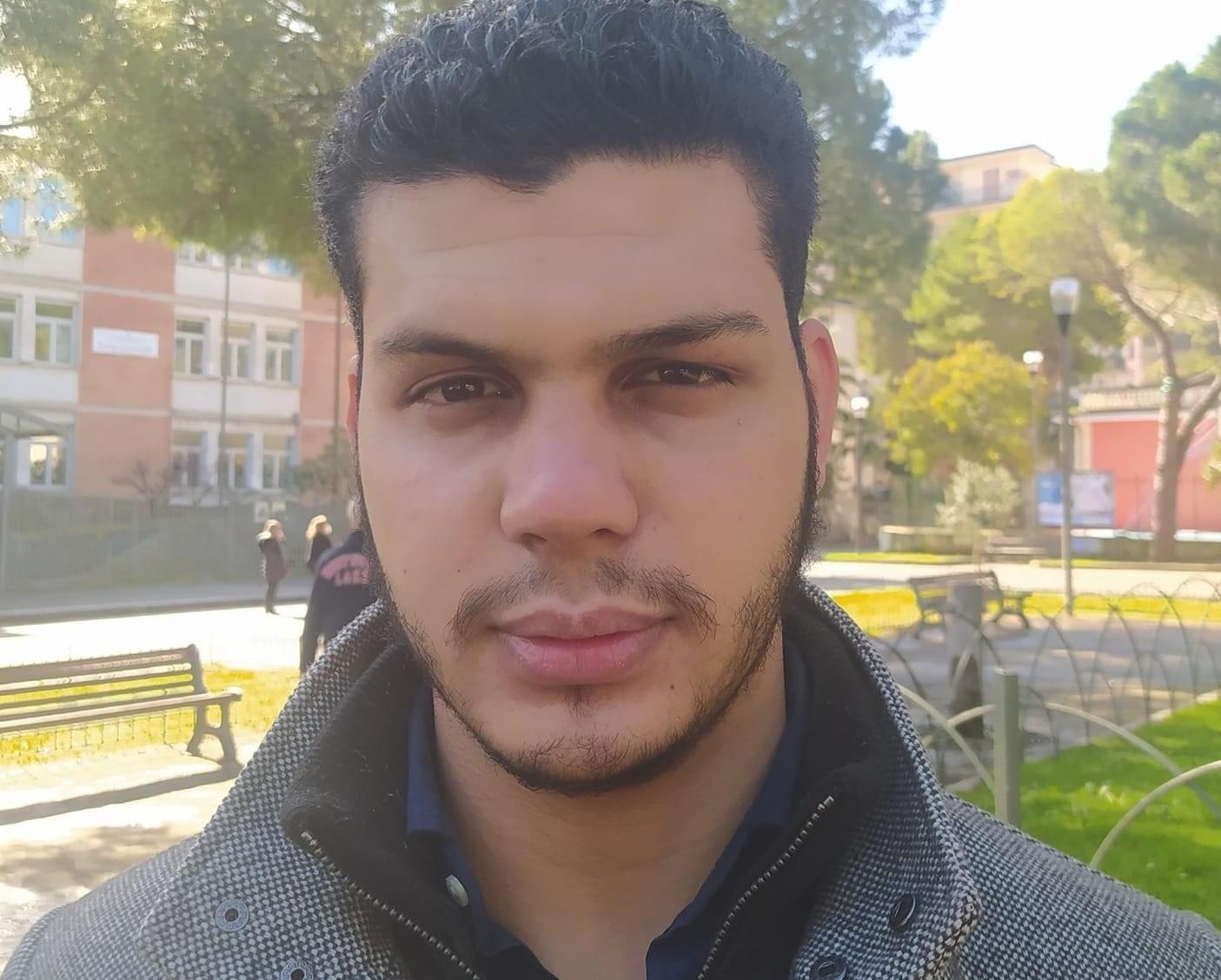 Agropoli: insulti razziali per Amin, l'italo-tunisino candidato a sindaco -  Info Cilento