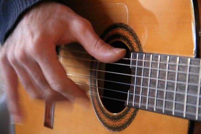 clases particulares de guitarra