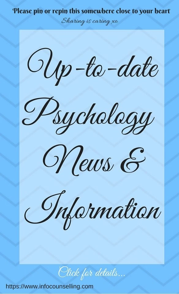 Psychology News