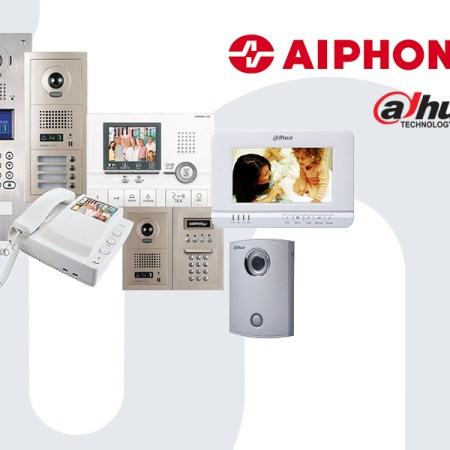 Aiphone intercoms dahua intercoms