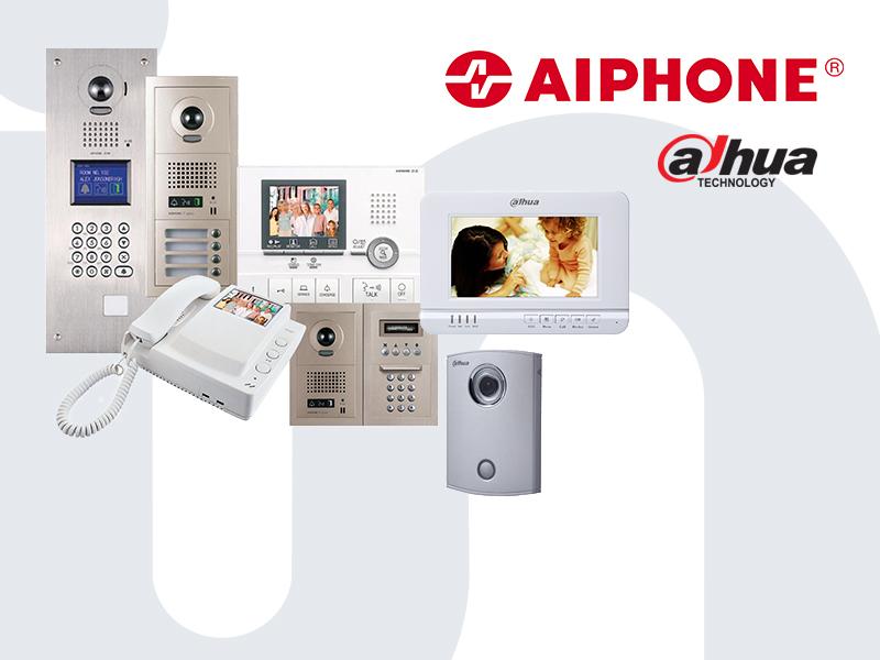 Aiphone intercoms dahua intercoms