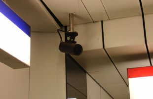 CCTV Security Cameras Using Places