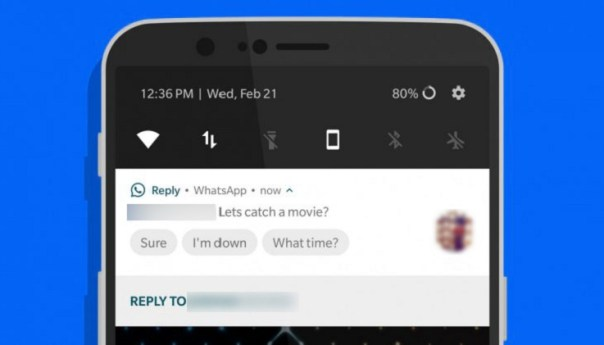 Google ends support for Reply an app for smart replies. (The app was launched in Feb this year)