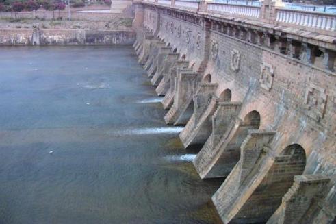 raja-sagar-dam-kavery-water