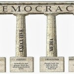 """Democracy has lost its """"Fourth Pillar"""""""
