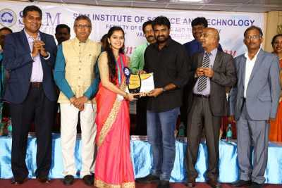The Celebration of Decennial Annual Day at SRMIST Vadapalani Campus