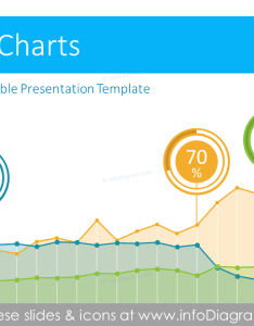 Flat data driven presentation charts ppt template also creative chart templates with graphs rh infodiagram