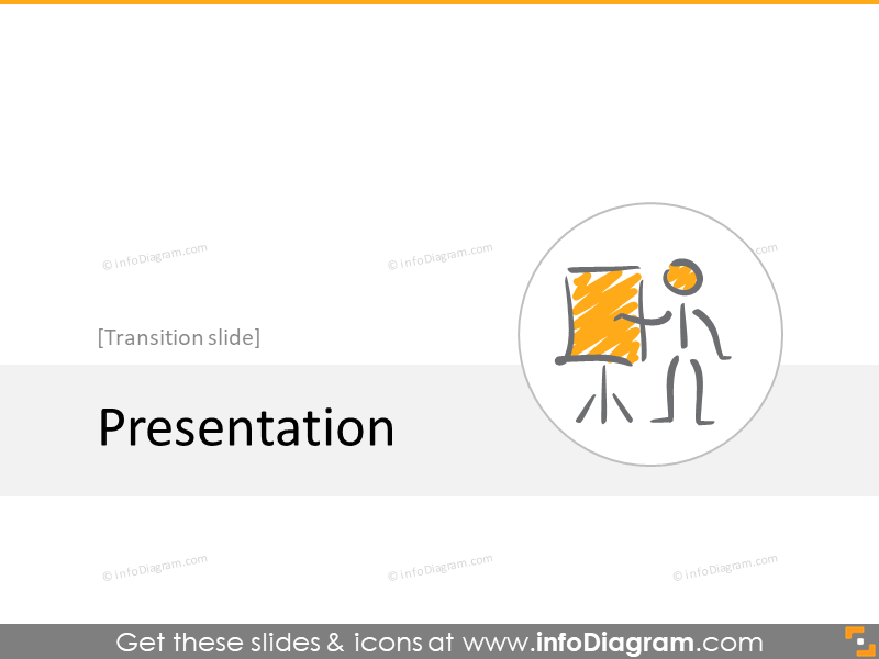 Agenda Progress Scribble PowerPoint Icons Clipart